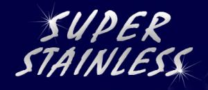Super Stainless Logo   Tides Marine Australasia/Pacific